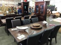 Make your house your home. European Hand made furniture in Ramstein, Germany