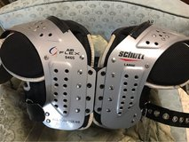 Schutt Air Flex Elite Football Shoulder Pads Size Large in Camp Pendleton, California