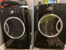 black front load washer and dryer in Moody AFB, Georgia