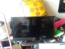 32 in sharp collor flat screen tv in Clarksville, Tennessee