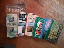 Hiking / trail books in Aurora, Illinois