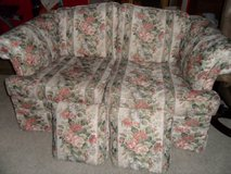 Custom Made Almost New Love Seat w/ 2 pillows in Camp Pendleton, California