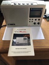 CC Radio Plus - AM/FM/TV/Weather Band Receiver + Alert  by C. Crane in Bolingbrook, Illinois