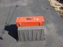 YOUR CHOICE OF METALTOOL BOXES in Oswego, Illinois