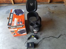 Black and Decker 12 CAN TRAVEL COOLER AND WARMER in Vista, California