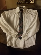 boys dress shirt with tie in Fort Campbell, Kentucky