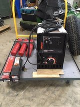 Welder Hobart stick mate lx 235 with rods, tubes etc in Fort Knox, Kentucky