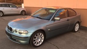 BMW Compact 316Ti  AUTOMATIC, A/C, Alloys, Low Miles (87k!! ) New Service, New TÜV!! in Ramstein, Germany