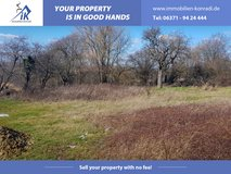 here ist the perfect lot with a beautiful view in Ramstein, Germany