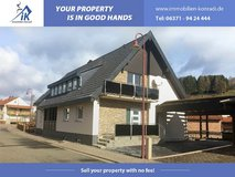 NEW CONDITION! Large, Redeveloped single Family Home in Ramstein, Germany