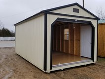 12'x18' Portable Garage in Fort Leonard Wood, Missouri