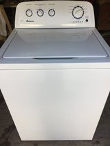 Amana Whirlpool Washer HE Super Capicity in Leesville, Louisiana
