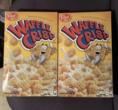 Waffle crisp cereal in Naperville, Illinois