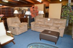 Sofa & Recliner in Fort Lewis, Washington