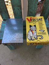 Metal Mouse Trap in Fort Polk, Louisiana