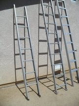 %%  3 x Ladders  %% in Yucca Valley, California