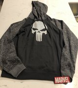 NEW Marvel Punisher Hoodie in Camp Pendleton, California