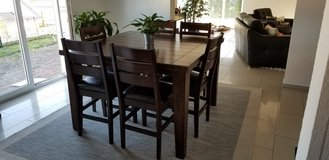 Dining room table   Six chairs in Ramstein, Germany