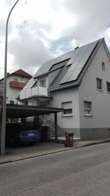 Beautiful Renovated Single Family House with Garage and Carport for Rent in Bann in Ramstein, Germany