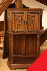 Freddy's - Gothic cabinet in Spangdahlem, Germany