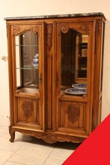 Freddy's - Louis XV curio cabinet in Ramstein, Germany