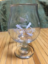 New Holland Brewing Beer Glasses, Stemmed shape in Okinawa, Japan