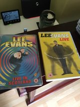 Lee Evans Stand up Comedy DVDS in Lakenheath, UK