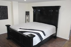 King Size Bed Frame in Kingwood, Texas