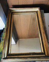Gold framed mirror in Fort Campbell, Kentucky