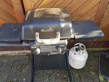 ** gas grill with tank in Ramstein, Germany