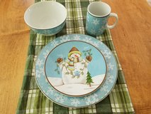 Christmas Dishes - Evergreen Ernie in Kingwood, Texas