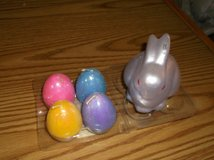 Easter Egg Candles in Joliet, Illinois