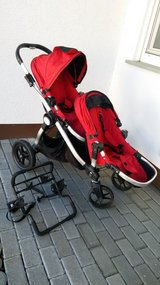 Baby Jogger City Select Double Stroller in Ramstein, Germany