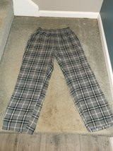 Men's Light flannel PJ pants in Naperville, Illinois