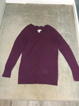 Long sleeve sweater in Naperville, Illinois