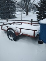5x8 trailer in Naperville, Illinois