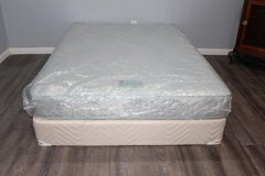 Full size Sears- O- Pedic mattress in Kingwood, Texas