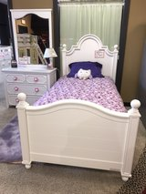 New Twin White Bed in Fort Knox, Kentucky