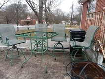 Patio furniture in Clarksville, Tennessee