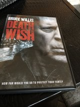 New inbox.DEATH WISH DVD in Plainfield, Illinois