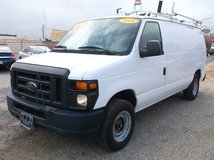"""2008 FORD E150 SUPER DUTY CARGO EXTENDED VAN """" ONE OWNER """"141K MILES - $6995 (YUCCA VALLEY) in 29 Palms, California"""
