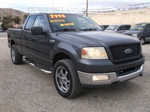 2004 FORD F150 XLT SUPERCAB 4DR 5.4L V8 4X4 *ONLY 114K MILES *$7995 - $7995 (YUCCA VALLEY) in 29 Palms, California