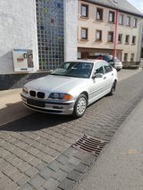 BMW 318i /Manual Will be sold with new Parts! in Spangdahlem, Germany