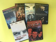 dvd lot - horror in Ramstein, Germany