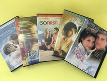 dvd lot - romance in Ramstein, Germany