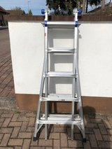 22' Werner Telescoping ladder in Ramstein, Germany