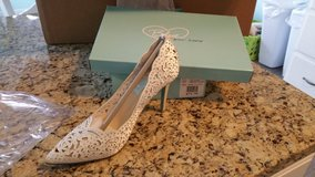 Blue by Betsey Johnson heels 8.5 in Bolingbrook, Illinois