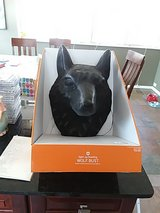 Halloween light up howling wolf bust NEW in Algonquin, Illinois
