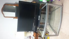 Magnavox 37-inch LCD TV with stand in Fort Campbell, Kentucky