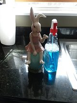 easter.bunny decoration in Algonquin, Illinois